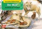 Der Wolf. Kamishibai Bildkartenset.