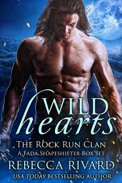Wild Hearts: The Rock Run Clan (A Fada Shapeshifter Box Set) (eBook, ePUB)