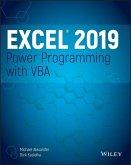 Excel 2019 Power Programming with VBA (eBook, PDF)