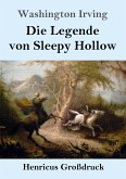Die Legende von Sleepy Hollow (Großdruck)