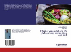 Effect of vegan diet and life style on body composition and lipid