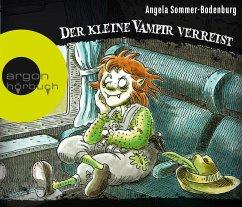 Der kleine Vampir verreist / Der kleine Vampir Bd.3 (3 Audio-CDs) - Sommer-Bodenburg, Angela