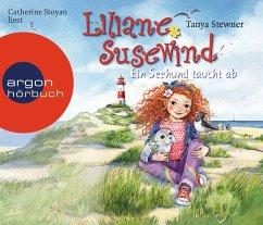 Ein Seehund taucht ab / Liliane Susewind Bd.13 (4 Audio-CDs) - Stewner, Tanya