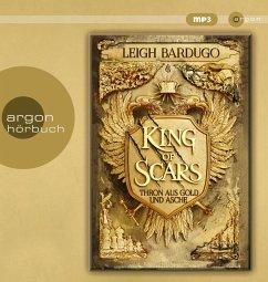 King of Scars / Thron aus Gold und Asche Bd.1 (2 MP3-CDs) - Bardugo, Leigh