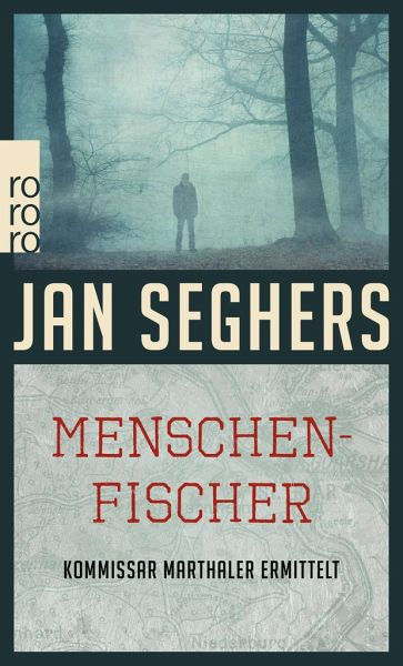 Buch-Reihe Kommissar Marthaler von Jan Seghers