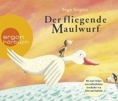 Der fliegende Maulwurf, 3 Audio-CDs - Siegner, Ingo