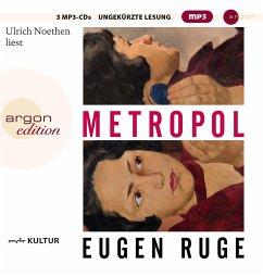 Metropol, 3 MP3-CD - Ruge, Eugen