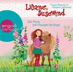 Ein Pony mit Flausen im Kopf / Liliane Susewind ab 6 Jahre Bd.10 (1 Audio-CD) - Stewner, Tanya; Jablonski, Marlene