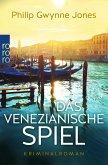 Das venezianische Spiel / Nathan Sutherland Bd.1