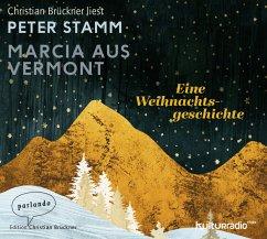 Marcia aus Vermont, 3 Audio-CDs - Stamm, Peter
