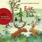 Erkki, der kleine Elch, 1 Audio-CD