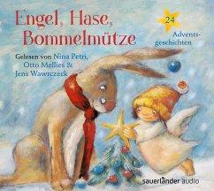 Engel, Hase, Bommelmütze, 2 Audio-CDs - Bolliger, Max; Elschner, Géraldine; Hänel, Wolfram; Pfister, Marcus; Rühmann, Karl; Scheidl, Gerda Marie; Tolstoi, Le