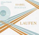 Laufen, 4 Audio-CDs