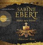 Herz aus Stein / Schwert und Krone Bd.4 (1 MP3-CD)