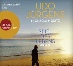 Spiel des Lebens, 4 Audio-CDs - Jürgens, Udo; Moritz, Michaela