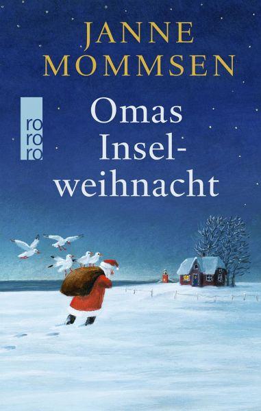 Buch-Reihe Oma Imke von Janne Mommsen