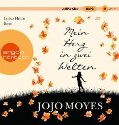 Mein Herz in zwei Welten, 2 MP3-CD - Moyes, Jojo