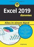 Excel 2019 Alles in einem Band für Dummies (eBook, ePUB)