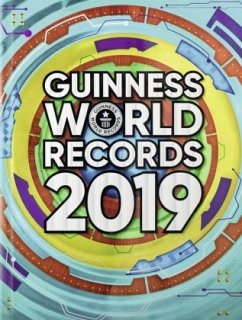Guinness World Records 2019 (Mängelexemplar)