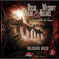 Boleskine House / Oscar Wilde & Mycroft Holmes Bd.21 (MP3-Download) - Maas, Jonas; Wilde, Oscar