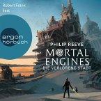 Mortal Engines - Die verlorene Stadt (Ungekürzte Lesung) (MP3-Download)