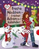 Freche Mädchen - frecher Adventskalender (Mängelexemplar)