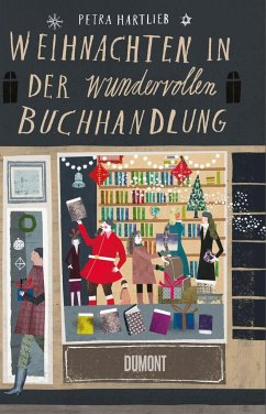 Weihnachten in der wundervollen Buchhandlung (Mängelexemplar) - Hartlieb, Petra