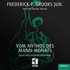 Vom Mythos des Mann-Monats (MP3-Download) - Brooks, Frederick P.
