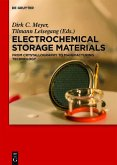 Electrochemical Storage Materials (eBook, ePUB)