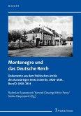 Montenegro und das Deutsche Reich (eBook, PDF)