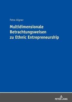 Multidimensionale Betrachtungsweisen zu Ethnic Entrepreneurship - Aigner, Petra