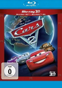 Cars 2 - 2 Disc Bluray