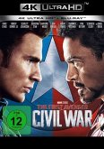 The First Avenger: Civil War BLU-RAY Box