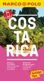 Costa Rica Marco Polo Pocket Travel Guide - with pull out map
