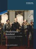 Deutschland - Russland 02. Das 19. Jahrhundert