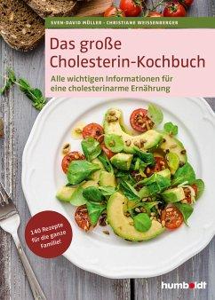 Das große Cholesterin-Kochbuch - Müller, Sven-David;Weißenberger, Christiane