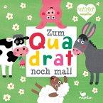 Zum Quadrat noch mal! - Bauernhoftiere (Kinderspiel)