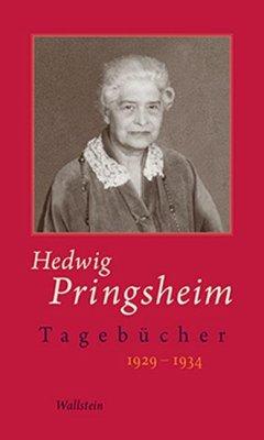 Tagebücher - Pringsheim, Hedwig
