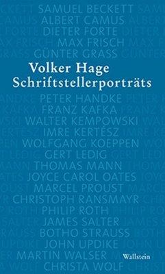 Schriftstellerporträts - Hage, Volker