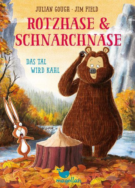 Buch-Reihe Rotzhase & Schnarchnase
