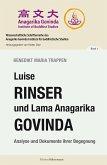 Luise Rinser und Lama Anagarika Govinda