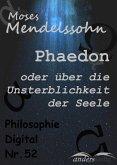 Phaedon oder über die Unsterblichkeit der Seele (eBook, ePUB)