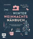Das Winter-Weihnachts-Nähbuch (Mängelexemplar)