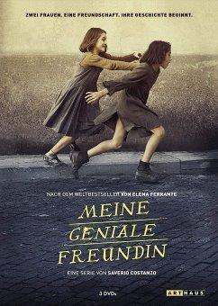 Meine geniale Freundin 1 (3 DVDs) - Del Genio,Elisa/Nasti,Ludovica