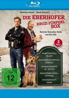 Die Eberhofer Kruzifünferl Box (5 Discs) - Eberhofer Kruzifünferl Box/5 Bds Im