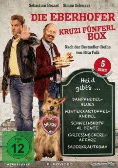 Die Eberhofer - Kruzifünferl Box DVD-Box - Eberhofer Kruzifuenferl Box/5 Dvds
