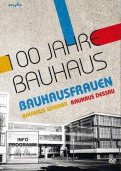 100 Jahre Bauhaus DVD-Box - 100 Jahre Bauhaus/2 Dvds