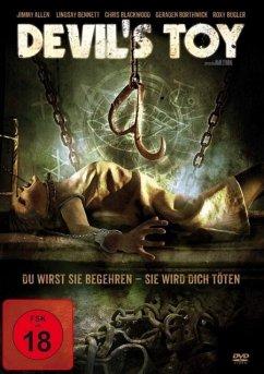 Devil's Toy - Du wirst sie begehren - sie wird dich töten - Devil'S Toy/Dvd