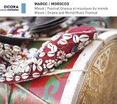 Marokko-Mlouk,Gnawa And World Music Festival