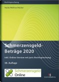 SchmerzensgeldBeträge 2020 (Buch mit Online-Zugang)